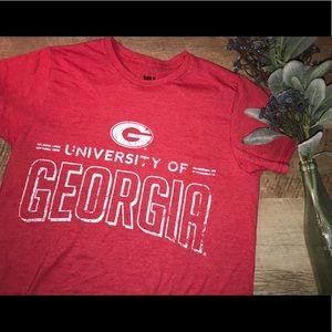 Vintage University of Georgia T-shirt